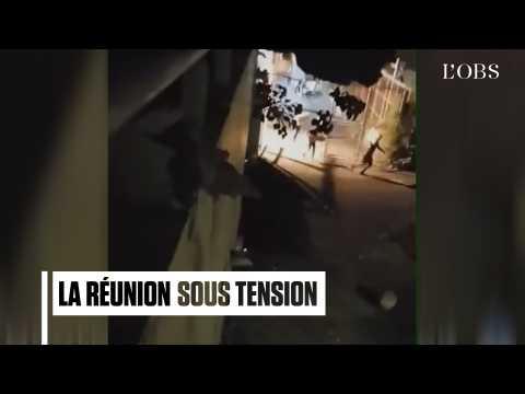 """""""Gilets jaunes"""" : pillages, incendies de voitures et policiers blessés à l'île de La Réunion"""