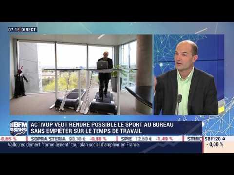 """ActivUP, le """"sport santé"""" au bureau - 29/11"""