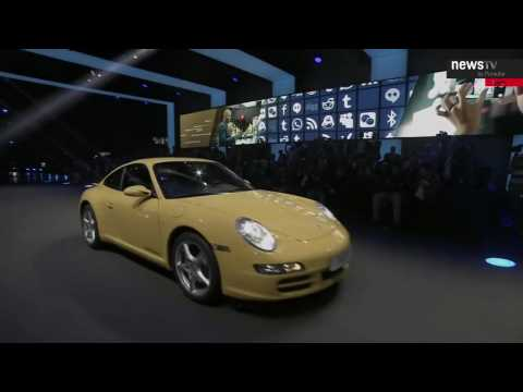 World premiere of the new Porsche 911 - The highlights