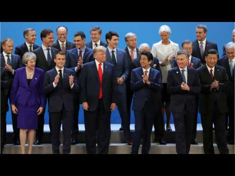 G20 Expected to Back Trade Body Reform Ahead of Trump, Xi Talks