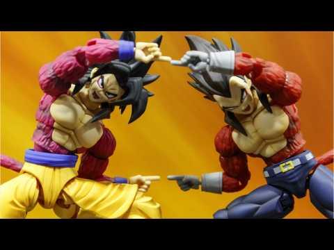 'Dragon Ball Super: Broly' Reveals Gogeta's Designs