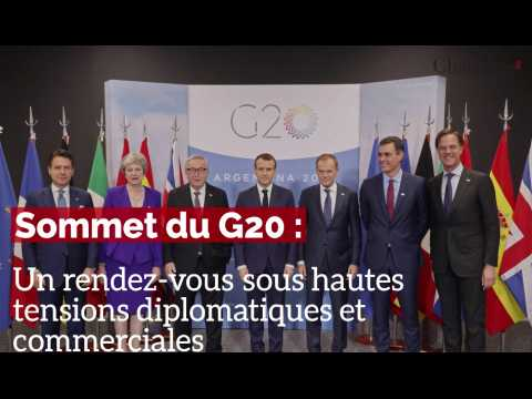 Sommet du G20 : Un rendez-vous sous hautes tensions diplomatiques et commerciales