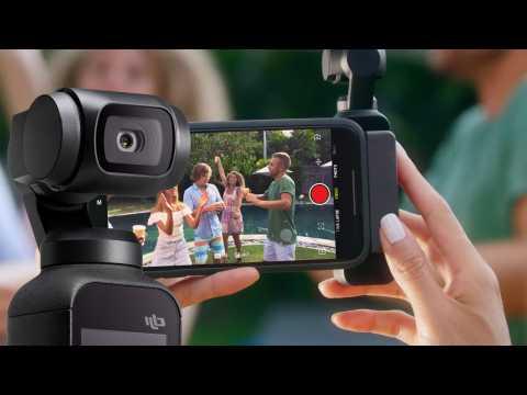 DJI sort une mini caméra 4K stabilisée DQJMM (1/2)