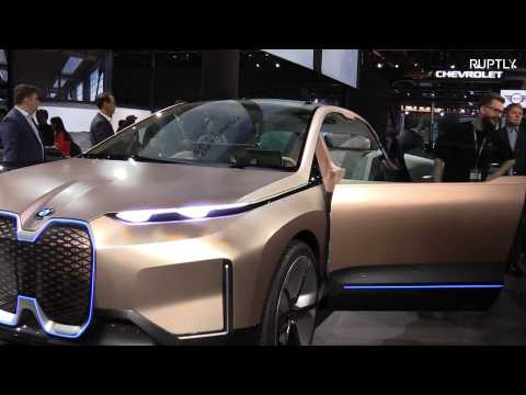 Some of 2018's most cutting edge cars unveiled at Los Angeles Automobility