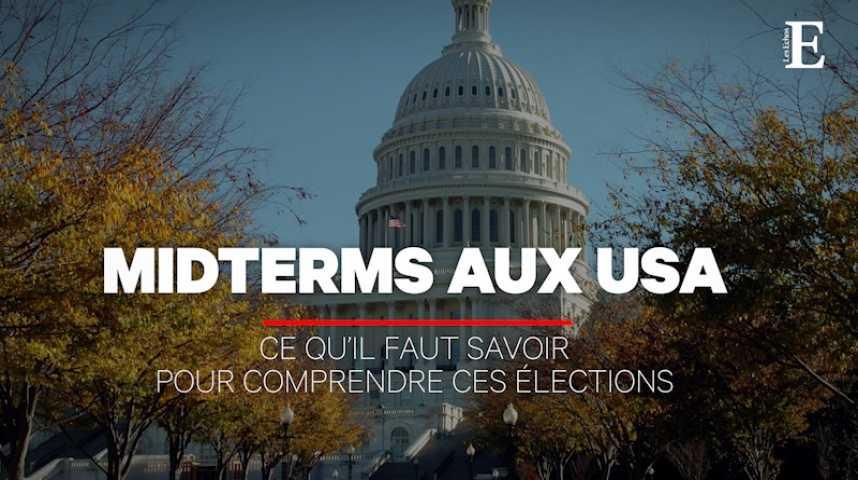 Illustration pour la vidéo Comprendre les élections américaines de mi-mandat en six questions