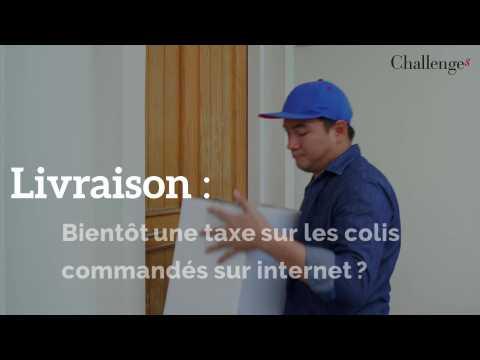 Livraison : Bientôt une taxe sur les colis commandés sur internet ?