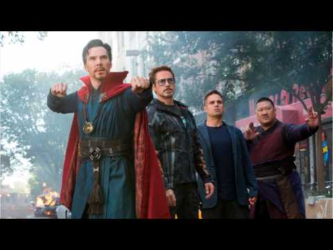 Benedict Cumberbatch Shares Biggest Regret About 'Infinity War'