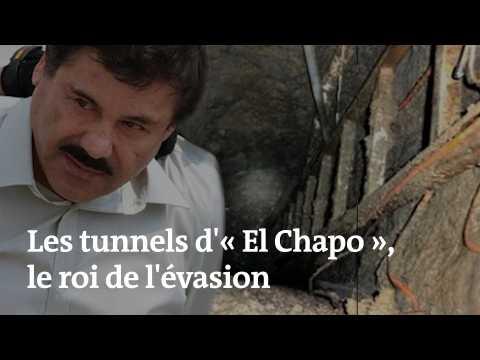 «El Chapo» : le roi des tunnels