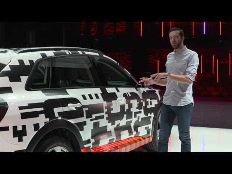 Audi e-tron extreme Interviews - Thomas Pinel
