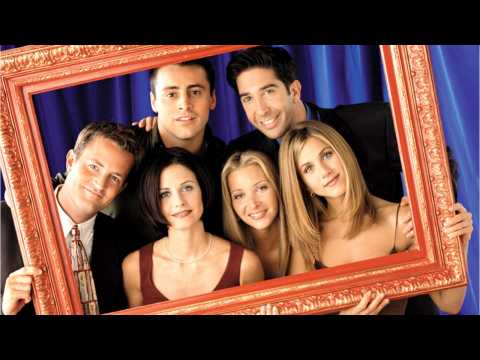 'Friends' Tops Most Popular Shows To Mention On Tinder In 2018