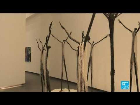 Museum of black civilisation opens in Senegalese capital