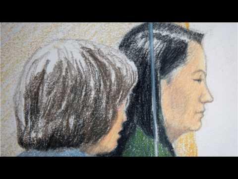 Huawei CFO Seeks Bail