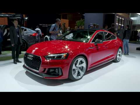 Audi at the Los Angeles Auto Show 2018