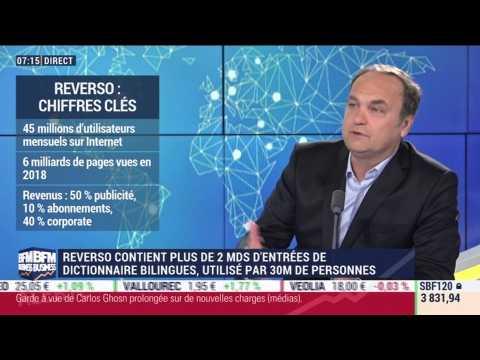 Reverso contient plus de 2 milliards d'entrées de dictionnaires bilingues - 10/12