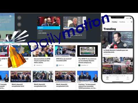 Dailymotion veut reconquérir ses abonnés perdus  DQJMM (2/2)