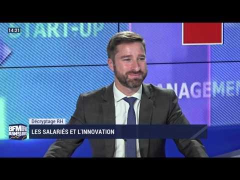 Décryptage RH: Les salariés et l'innovation - 08/12