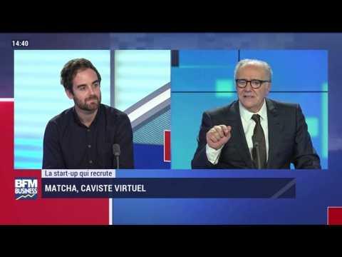 La start-up qui recrute: Matcha - 08/12