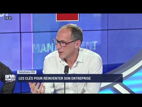 Innovation RH: Les clés pour réinventer son entreprise - 08/12