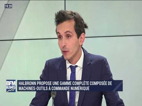 L'Hebdo des PME (5/5): entretien avec David Bettan, Halrbronn - 08/12