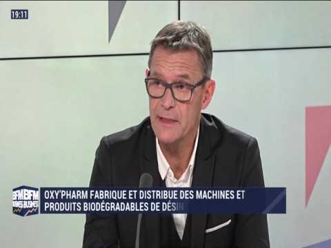 L'Hebdo des PME (3/5): entretien avec Thierry Rouleau, Oxy'Pharm - 08/12