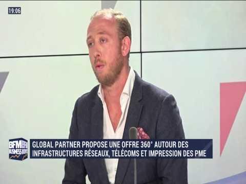 L'Hebdo des PME (2/5): entretien avec Sébastien Bauduin, Global Partner - 08/12