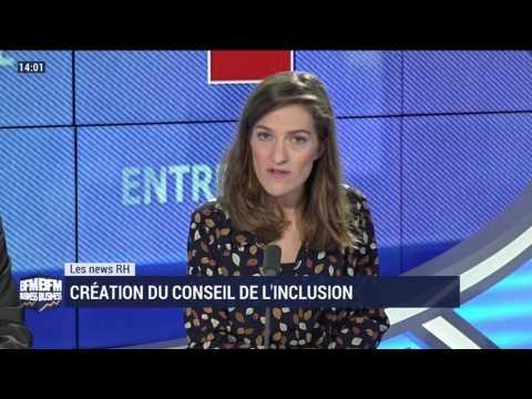 Les news RH: Création du conseil de l'inclusion - 08/12