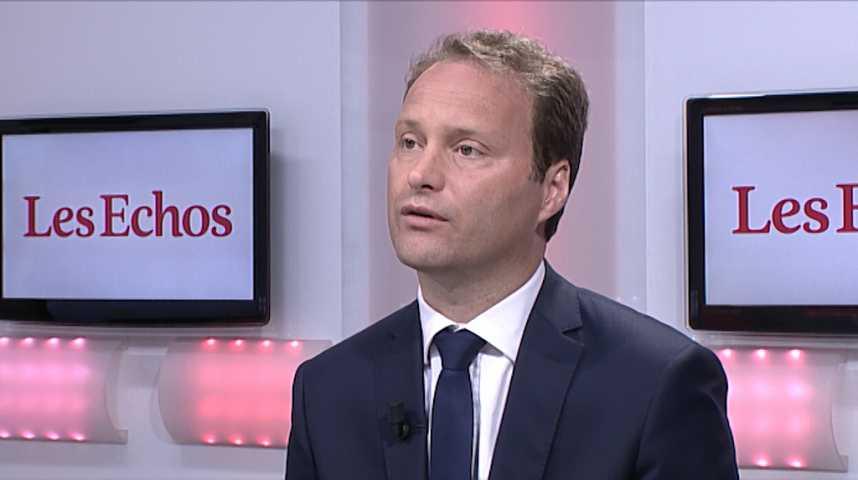 Illustration pour la vidéo «Le programme d'Emmanuel Macron est disruptif» (Sylvain Maillard, LREM)
