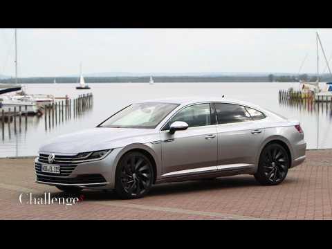 Arteon fait monter en gamme Volkswagen