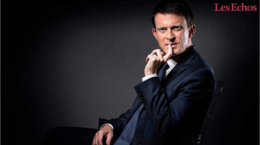 Illustration pour la vidéo Manuel Valls quitte le PS et rejoint LREM à l'Assemblée