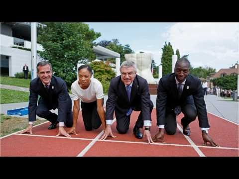 Los Angeles Pitches Bold Olympic Future