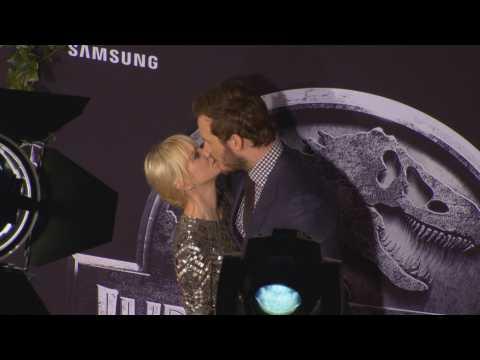 Anna Faris found engagement ring months before Chris Pratt proposed