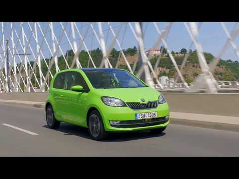 2017 Skoda Citigo Monte Carlo 1.0 MPI 75 hp - Review & Test Drive | AutoMotoTV