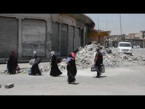 Mossoul ne sera plus aux mains de l'Etat islamique dans quelques jours, selon les Irakiens