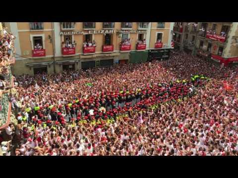 Running of the bulls festival kicks off in Spain (2)