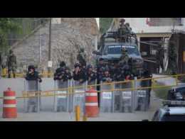 28 muertos en motín de una cárcel de México