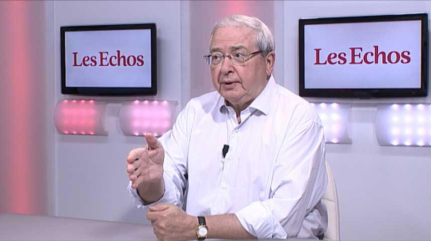 Illustration pour la vidéo CSG : «Je ne sais pas si Michel Rocard aurait été aussi loin » (Jean-Paul Huchon)