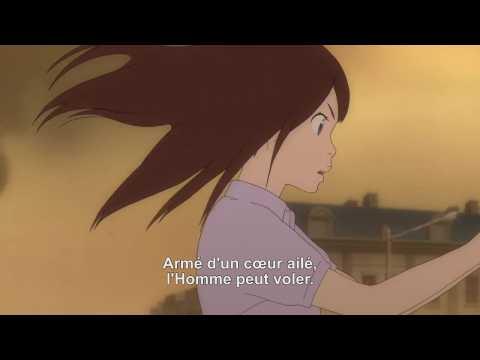 """Bande-annonce vost """"Hirune Hime, Rêves éveillés"""""""