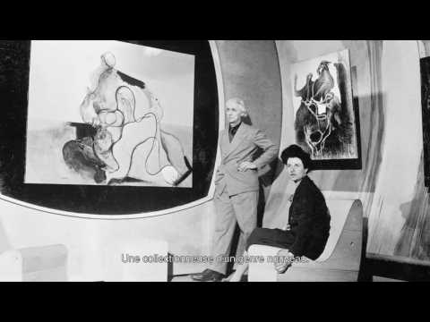 Bande-annonce Peggy Guggenheim, la collectionneuse