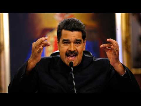 Venezuela Leader Denounces Helicopter Coup Bid