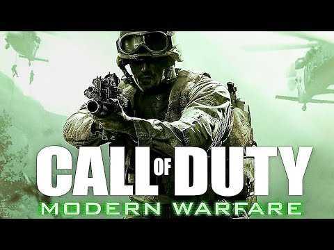 CALL OF DUTY MODERN WARFARE Remastered : Standalone Trailer (2017)