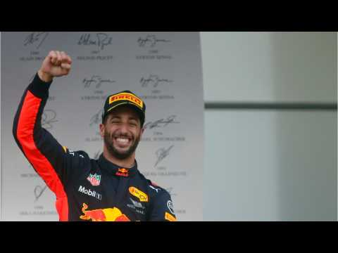Daniel Ricciardo Wins F1 Race In Baku