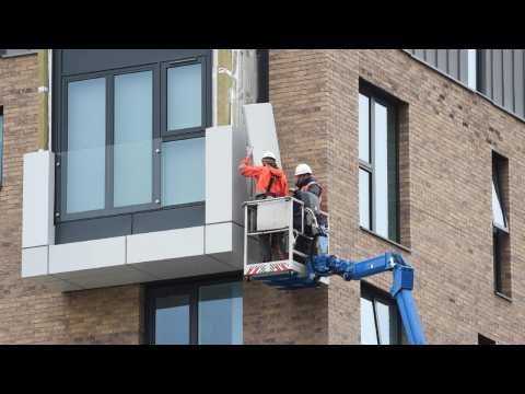 Dozens of London Buildings Fail Safety Tests