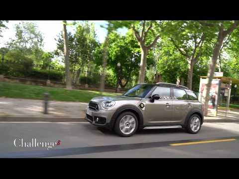 Test auto hybride : faut-il craquer pour la Mini Countryman Cooper SE ?