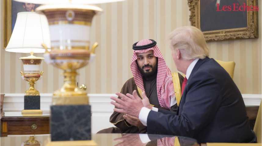 Illustration pour la vidéo Arabie saoudite : le fils du roi nommé prince héritier