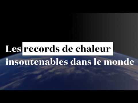 Les records de chaleur les plus insoutenables dans le monde
