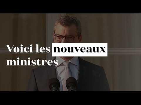 Belloubet, Parly, Loiseau... les nouveaux ministres dévoilés