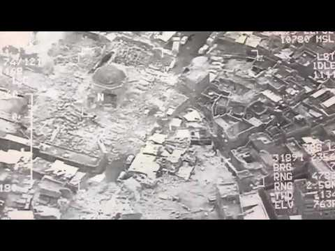 Daech a détruit la mosquée historique de Mossoul