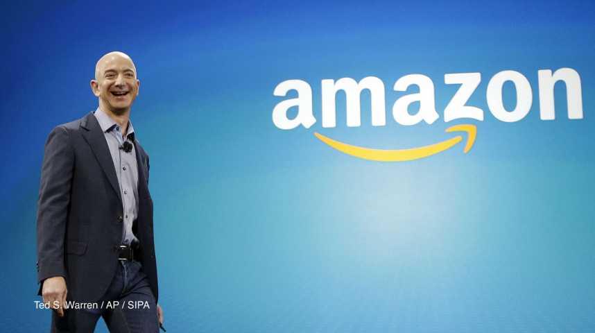 Illustration pour la vidéo Ce jour où Amazon a failli perdre 400 milliards de dollars en Bourse