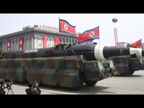 Pentagon Confirms New Type of Missile Launched by North Korea