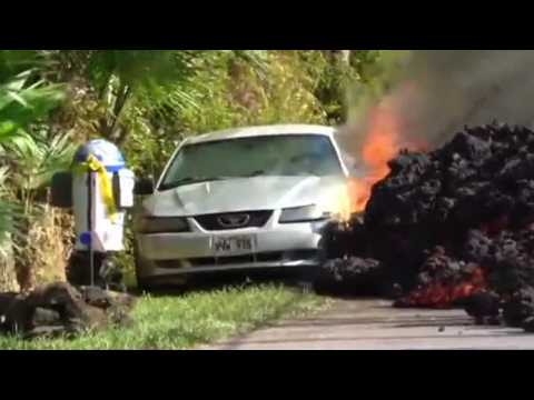 Kilauea's Lava Flow Shows No Signs Of Slowing